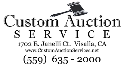 Custom Auction Service