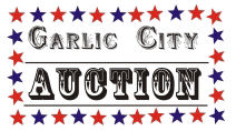 Garlic City Auction