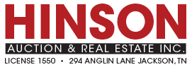 Hinson Auction & Real Estate Inc.