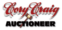 Cory Craig, Auctioneer