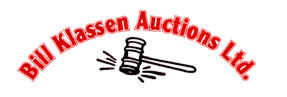 Bill Klassen Auctions