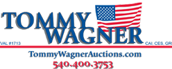 Tommy Wagner Auctions
