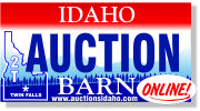 Idaho Auction Barn
