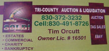 Tri-County Auction & Liquidation