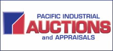Pacific Industrial Auctions and Appraisals