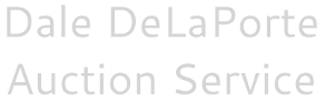 Dale DeLaPorte Auction Service