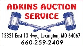 Adkins Auction Service