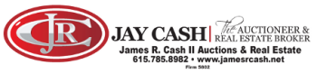James R. Cash II Auctions & Real Estate