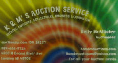K and M Auctions