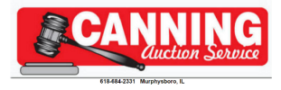 Canning Auction Service