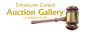 Treasure Coast Auction Gallery