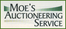 Moe's Auctioneering Service