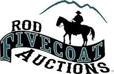 Rod Fivecoat Auctions