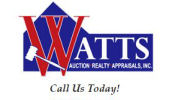 Watts Auction Realty Appraisals Inc.