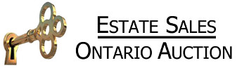 Estate Sales Ontario Auction