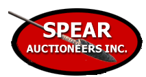 Spear Auctioneers, Inc.