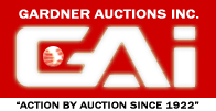 Gardner Auction Portal