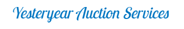 Yesteryear Auction Services