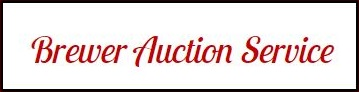 Brewer Auction Service