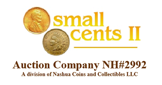 Nashua Coins - Small Cents Auctions